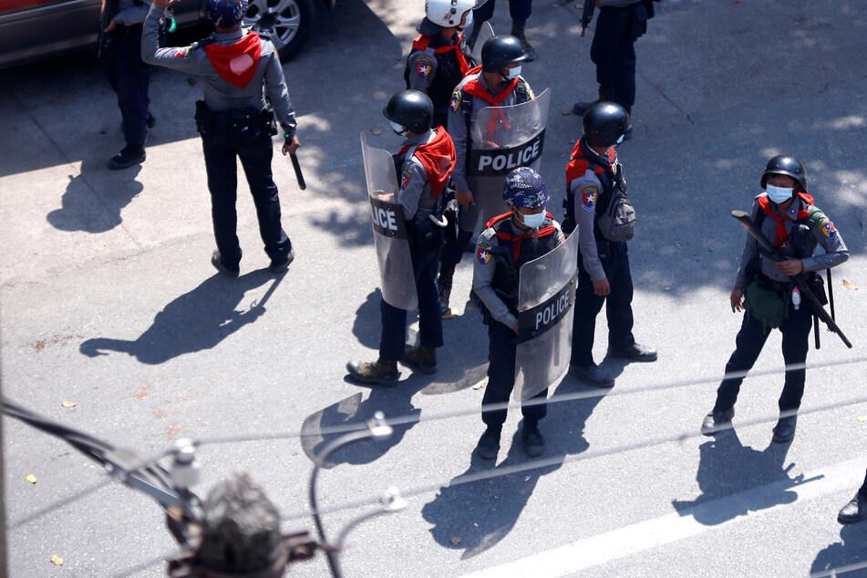 Schreie in Yangon: Myanmars Militär führt zahlreiche Razzien durch