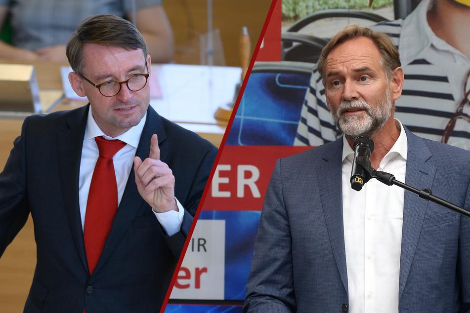 """""""Pfui, Herr Wöller"""": Leipzigs OB Burkhard Jung schießt gegen Innenminister"""