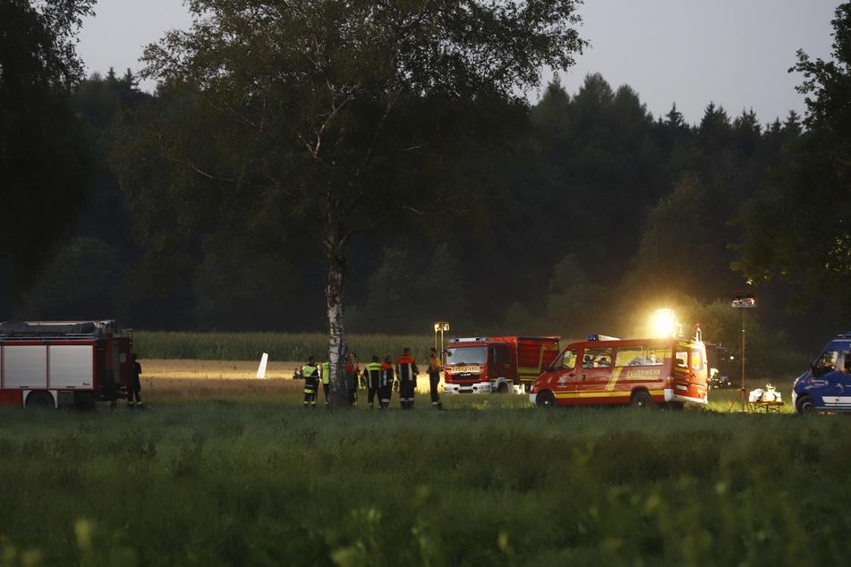 Kleinflugzeuge stoßen zusammen: 52-Jähriger stirbt!
