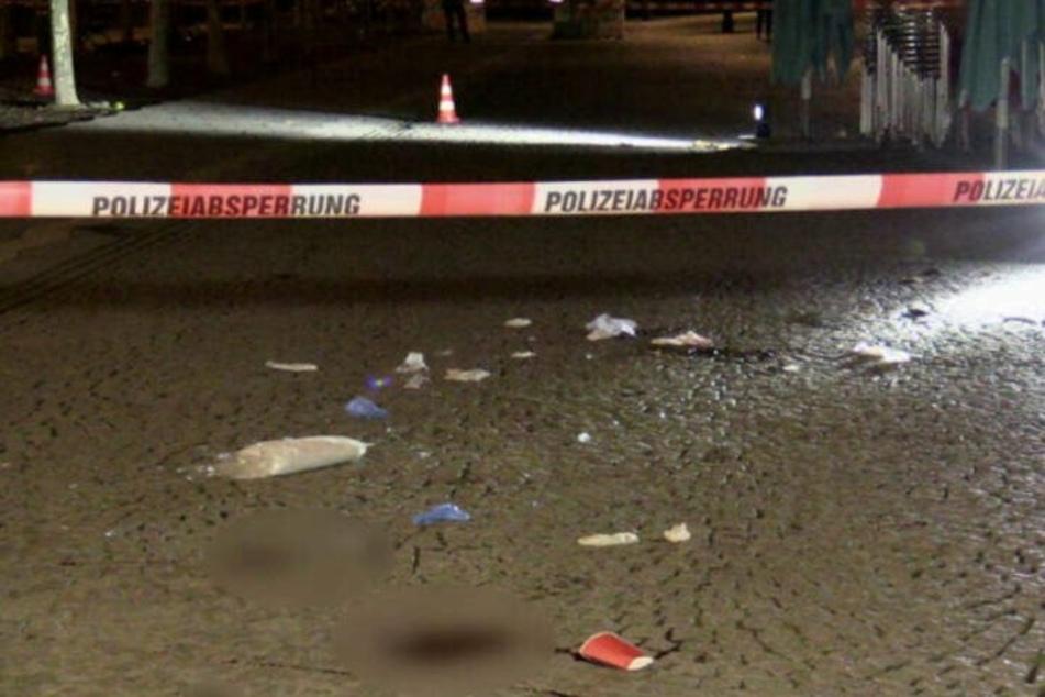 Toter 19-Jähriger wird nach Flaschen-Attacke obduziert: Täter weiter auf der Flucht