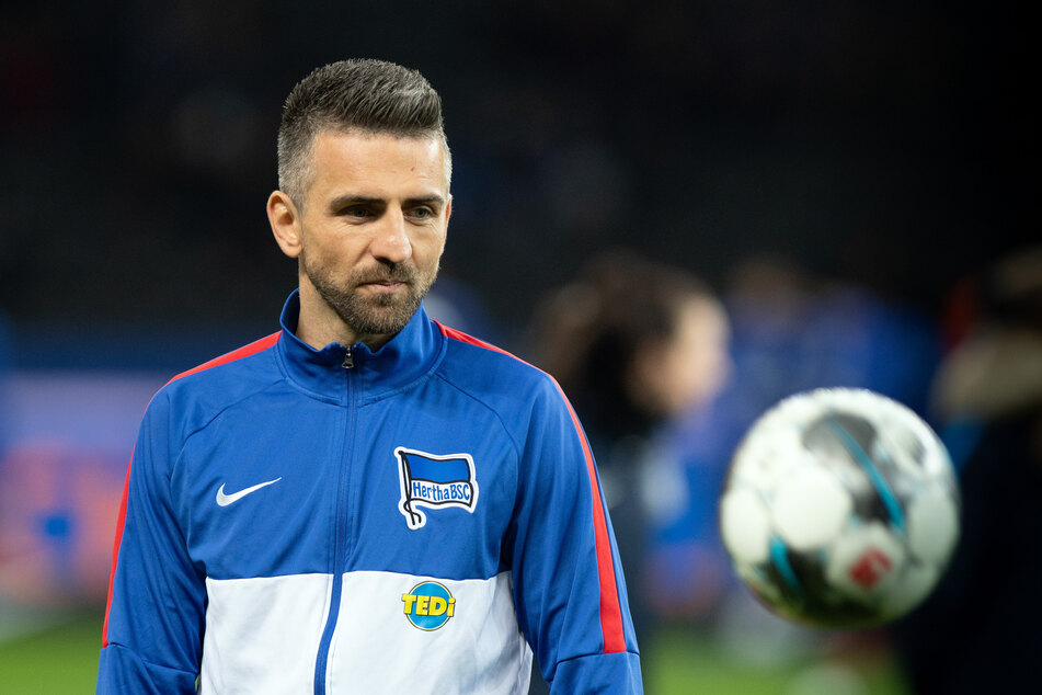 Kickt Vedad Ibisevic (35) in der kommenden Saison nicht mehr für Hertha?