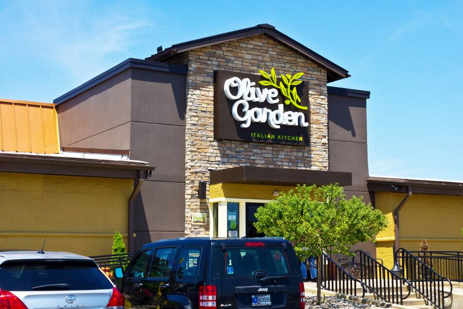 """In einem """"Olive Garden""""-Restaurant geschah die Tat. (Symbolbild)"""