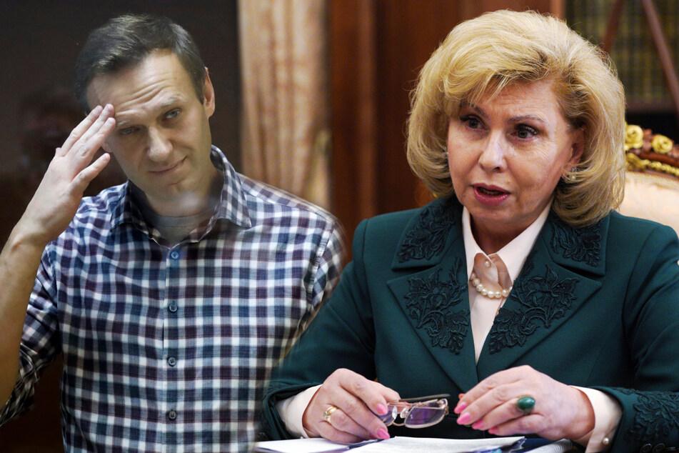 Nach Nawalnys Foltervorwürfen: Russlands Menschenrechts-Beauftragte schaltet sich ein