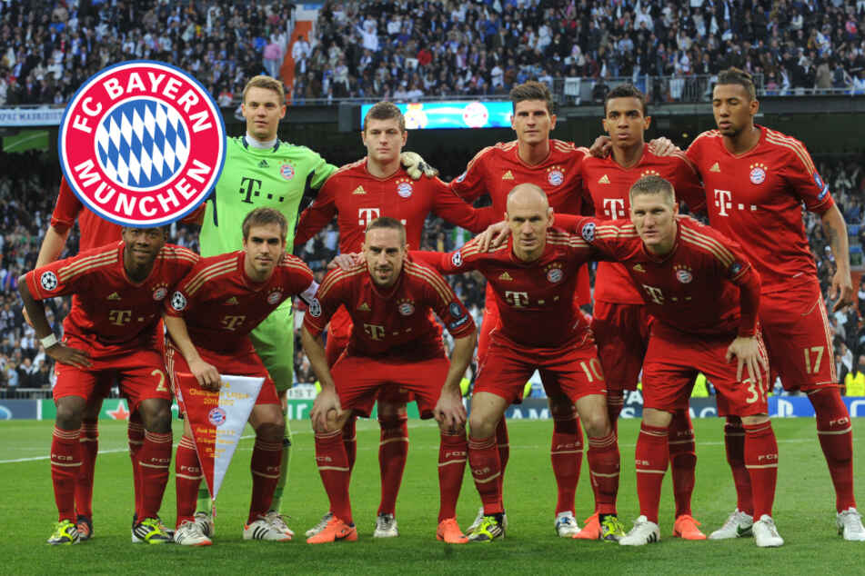 FC Bayern: Club-Legende erscheint als Überraschungsgast beim Training