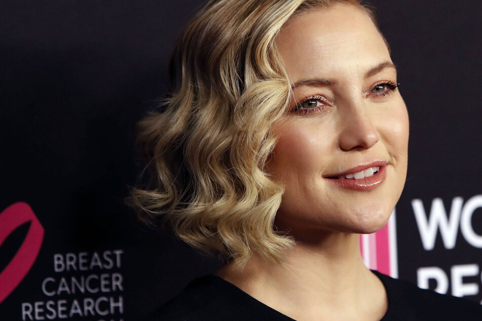 Kate Hudson focuses all her high expectations on family life