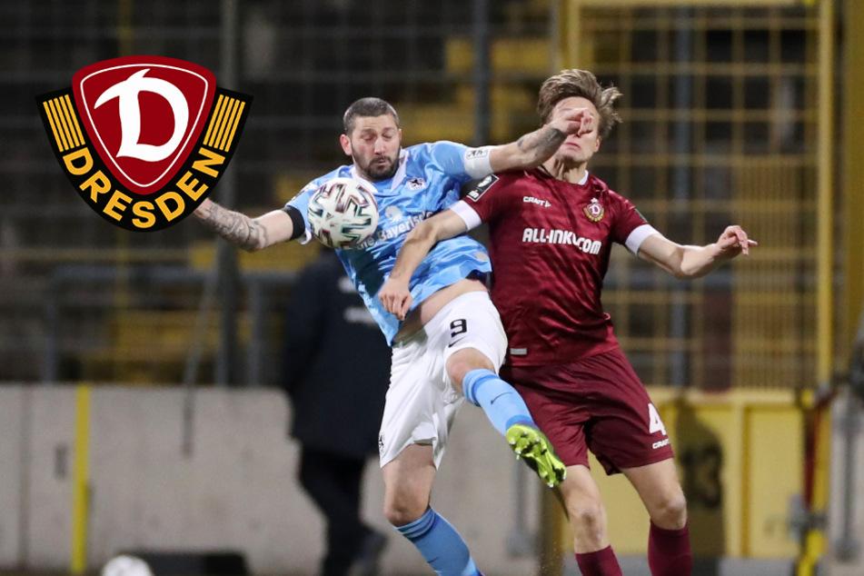 Fluch der Grünwalder Straße trifft Dynamo: Niederlage im Top-Spiel