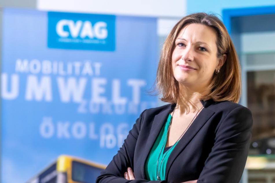 Die CVAG erfasst Maskenpflicht-Verstöße nicht in Gänze, weiß Sprecherin Juliane Kirste.