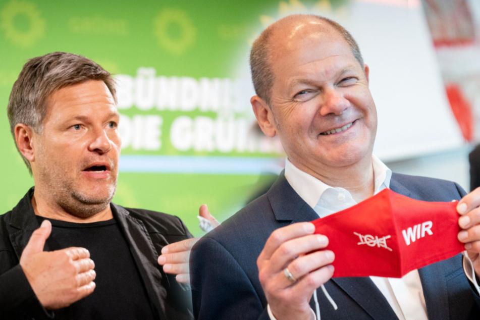 Umfrage-Überraschung: SPD überflügelt die Grünen, AfD purzelt! Ist das der Corona-Effekt?
