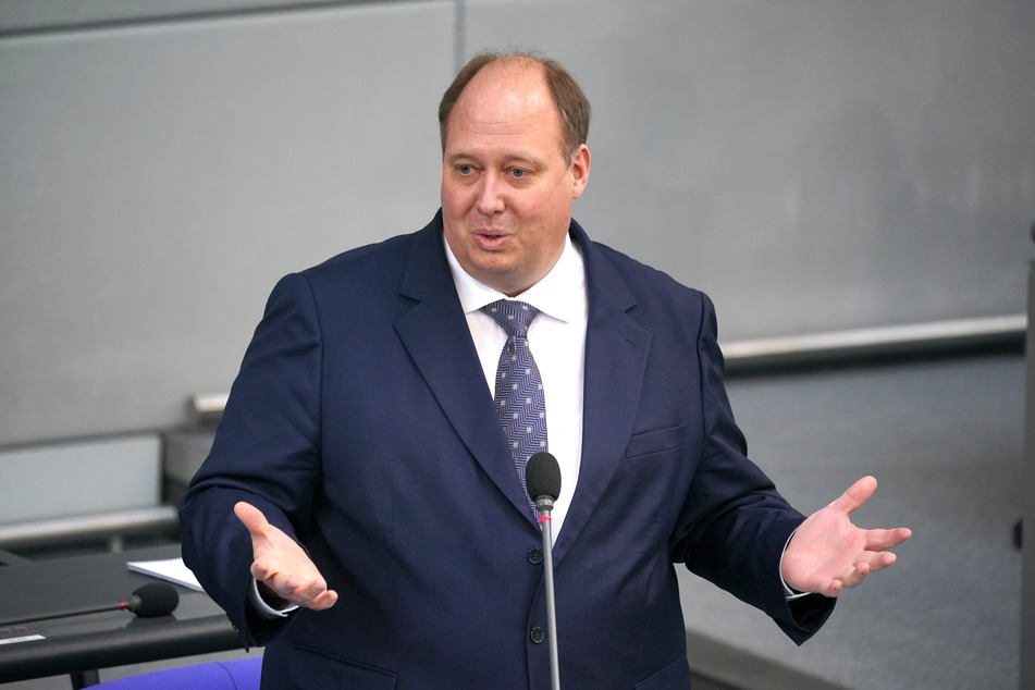 Helge Braun (48, CDU), Chef des Bundeskanzleramtes und Bundesminister für besondere Aufgaben.