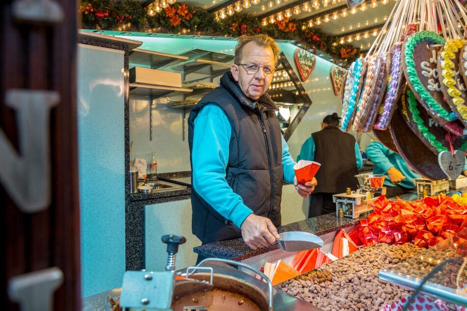 Dresden: Striezelmarkt läuft die Zeit davon: Die ersten Händler sagen ab