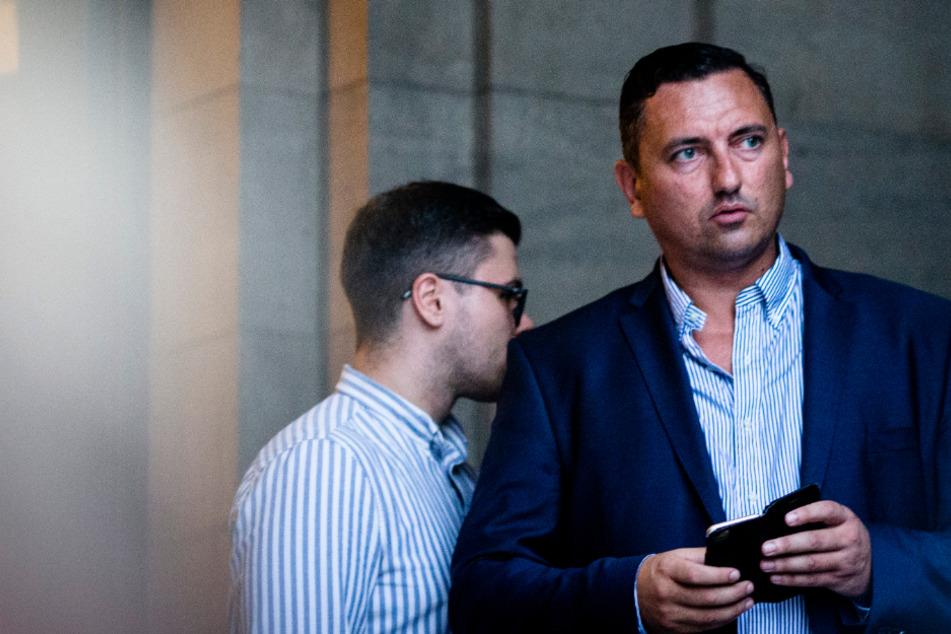 Krasse Sprüche und Beleidigungen: AfD-Rechtsaußen Mandic wird nicht rausgeworfen