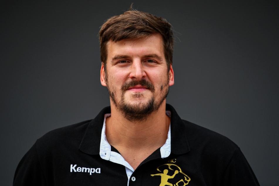 HCE-Coach Rico Göde lobte seine Mannschaft für ihren couragierten Auftritt.