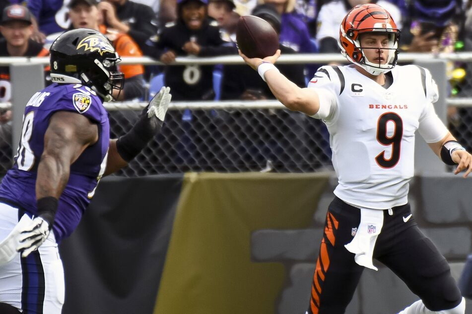 NFL: The Bengals rout the Ravens for a big divisional win on the road
