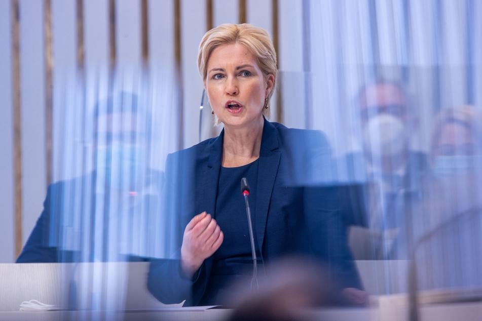 Corona-Selbsttests bei Aldi und Co.: Schwesig übt scharfe Kritik am Bund