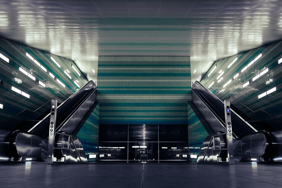 Briefmarkensammler aufgepasst! Diese Hamburger U-Bahn-Station wurde jetzt verewigt