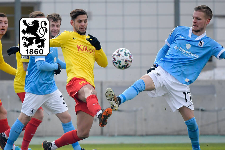 Patzer vermasselt Sieg: 1860 München verpasst Dreier gegen SV Meppen