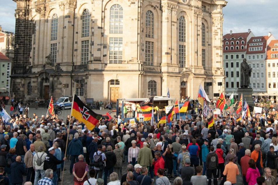 Dresden: Pegida-Jahresversammlung wird an einen anderen Ort verlegt
