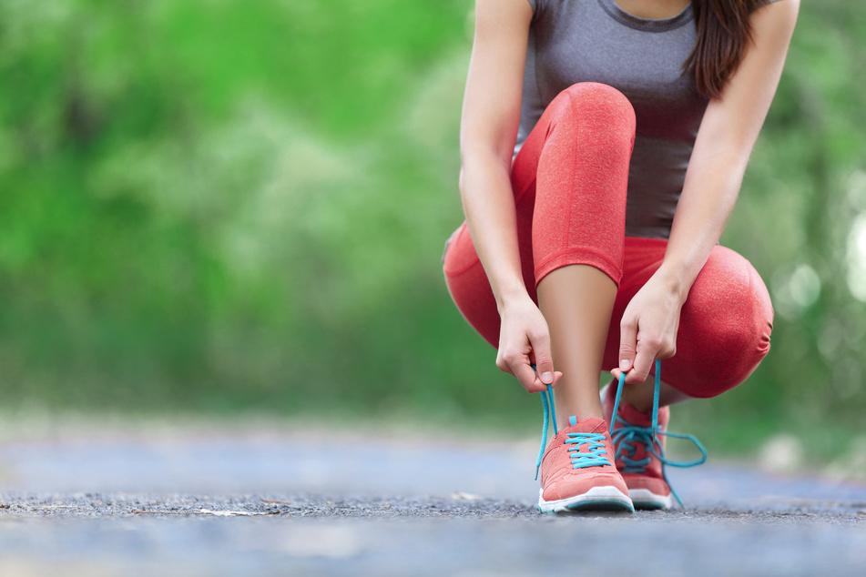 Sport lässt den Blutdruck ansteigen - aber auf gesunde Weise. (Symbolbild)