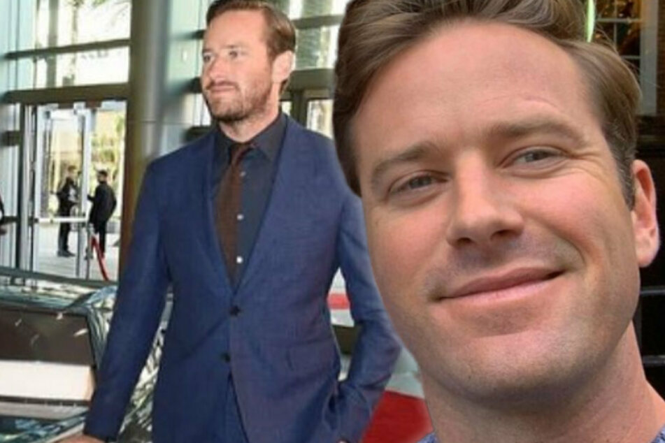 Actor Armie Hammer (34) is said to have written numerous women about his disturbing sexual fantasies (collage).