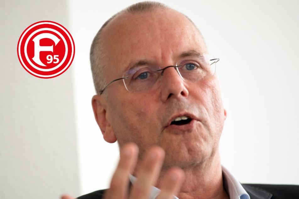 Fortuna-Chef Röttgermann will TV-Gelder neu verteilen