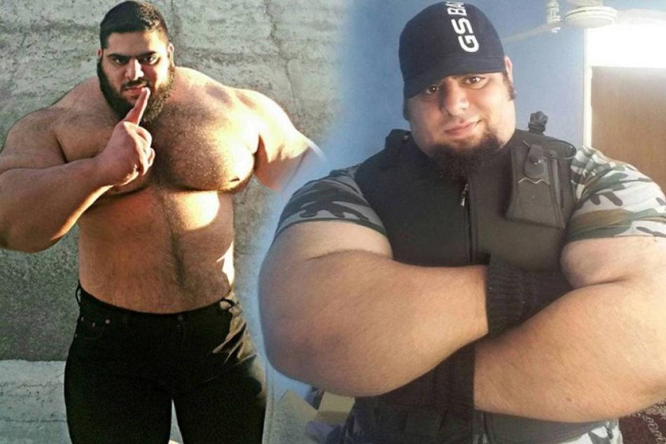 Neueste Waffe gegen den IS: Der iranische Hulk