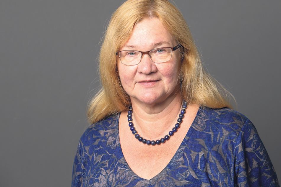 Linken-Rätin Anja Apel (60) ist nicht überzeugt.