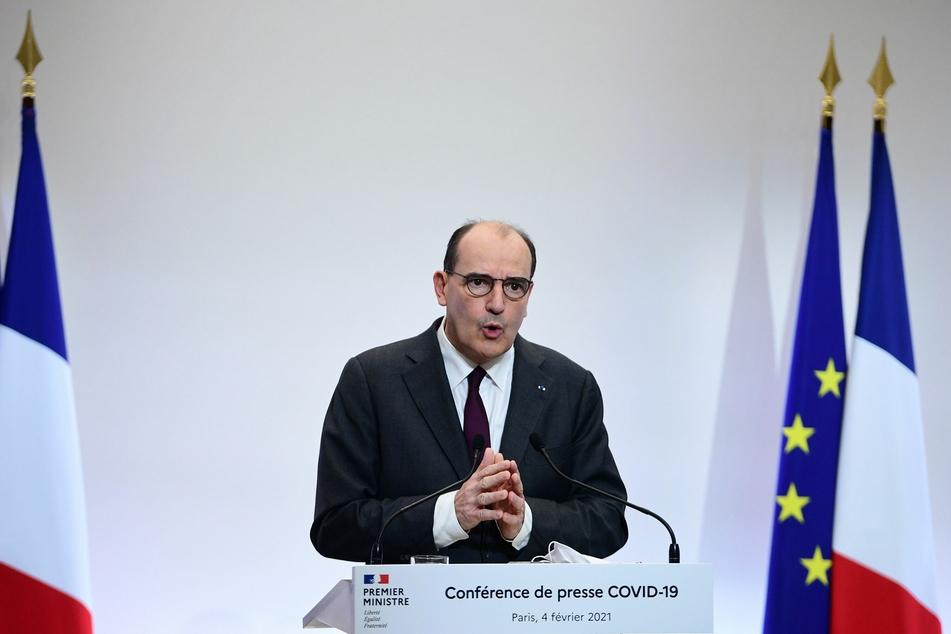 Sobald die Aussetzung des AstraZeneca-Impfstoffes aufgehoben sei, würde sich Frankreichs Premierminister Jean Castex (55) damit impfen lassen.