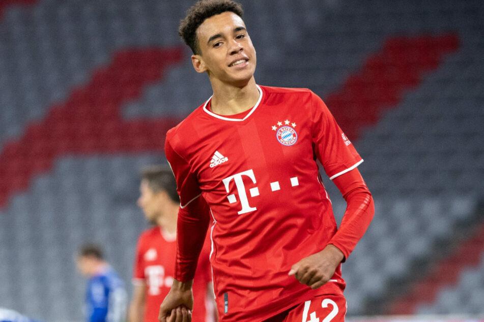 Jamal Musiala (18) wird vermutlich nicht von Anfang an auf dem Platz stehen - obwohl er laut seinem Trainer könnte.