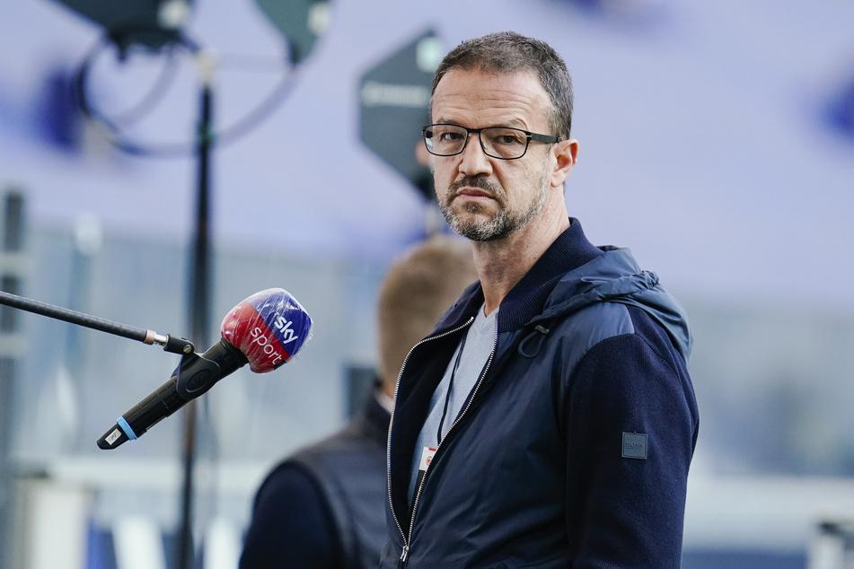 Eintracht-Frankfurt-Sportvorstand Fredi Bobic (49).