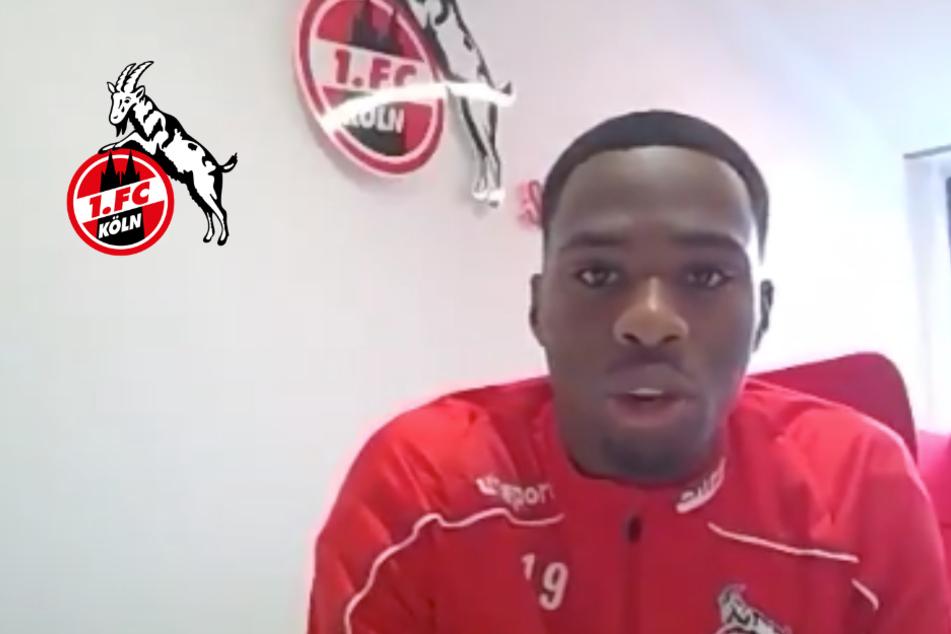 Kingsley Ehizibue vom 1. FC Köln spricht über Rassismus