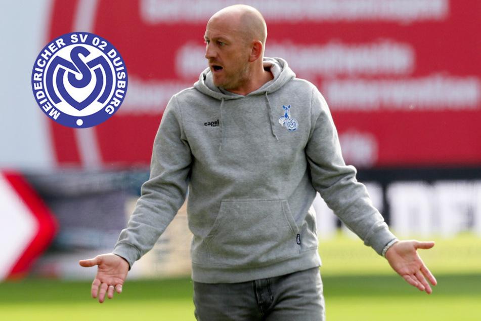 Drittligist MSV Duisburg feuert Trainer Torsten Lieberknecht!