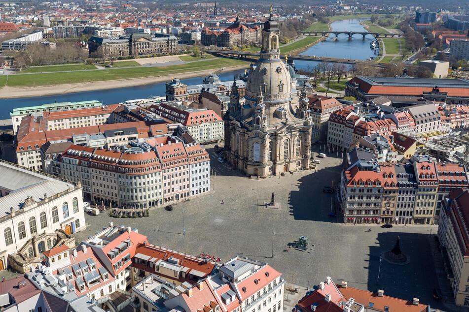 In Dresden gibt es wieder neue Infizierte.