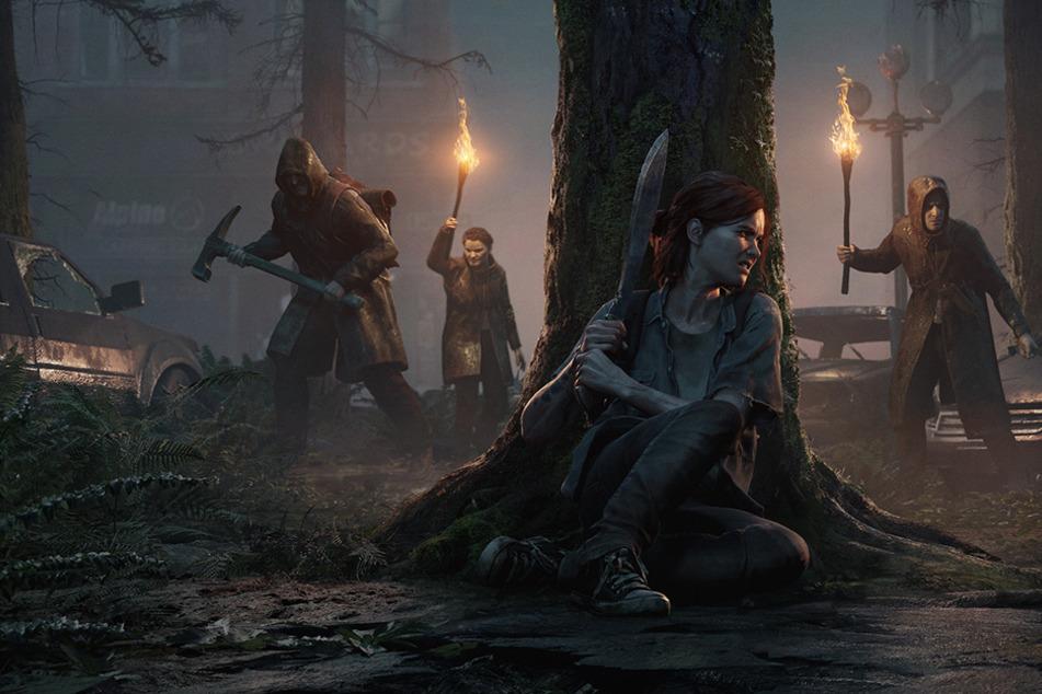 Allein gegen den Rest: Ellie ist fest entschlossen und von Wut getrieben.