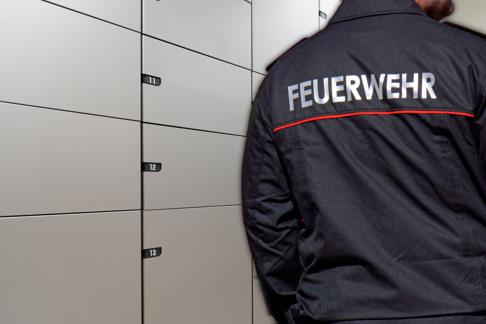 Frankfurt: Wie hat er das denn geschafft? Feuerwehr muss Jugendlichen (15) aus Paketschließfach befreien