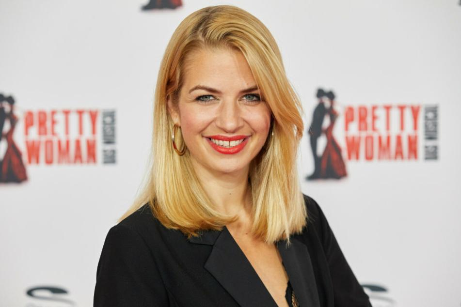 Hier konnte sie noch lächeln: Schauspielerin Susan Sideropoulos.