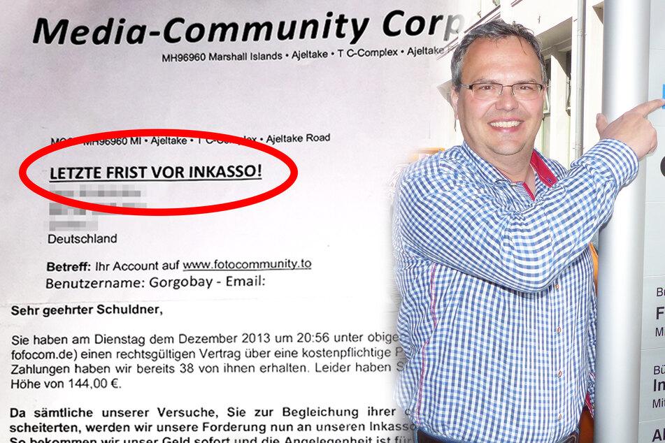 Vorsicht: Onlineportal aus Übersee zockt Deutsche ab, die die Seite gar nicht nutzen!