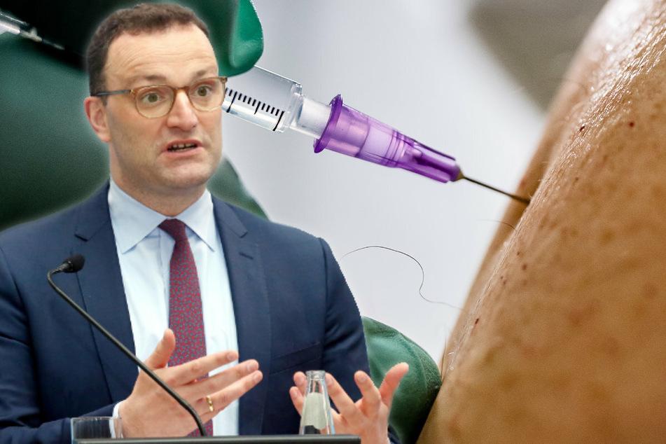 Heftige Debatte um Rechte für Geimpfte: Ärzte warnen vor Spahns Vorschlag!
