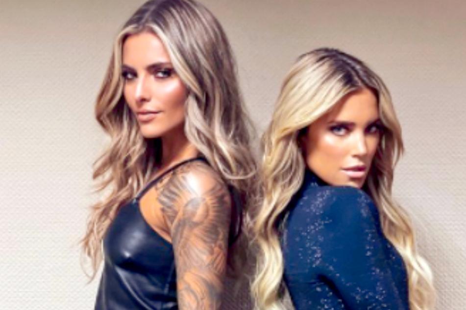 Sexy Duo! Mit diesem Foto heizen Sophia Thomalla und Sylvie Meis ihren Fans ein