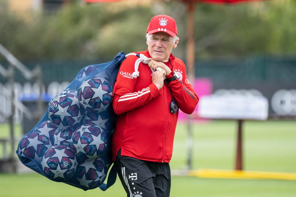 """""""Der Tiger"""" macht (wohl) Schluss. Nach Ablauf dieser Saison kehrt Hermann Gerland (66) dem FC Bayern den Rücken."""
