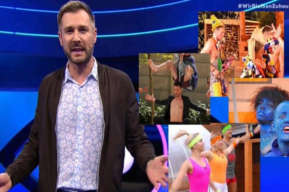 Jochen Schropp moderierte jüngst die 13. Staffel Big Brother in Köln.