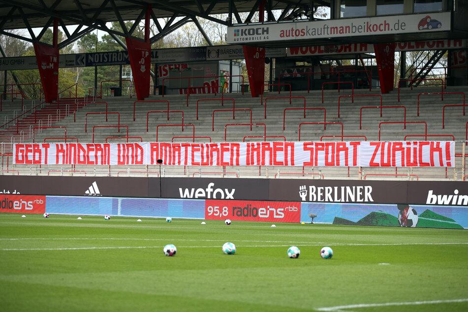 Wegen eines Abgangs aus dem Nachwuchsleistungszentrum muss beim 1. FC Union Berlin ein anderer die Sportförderung übernehmen.