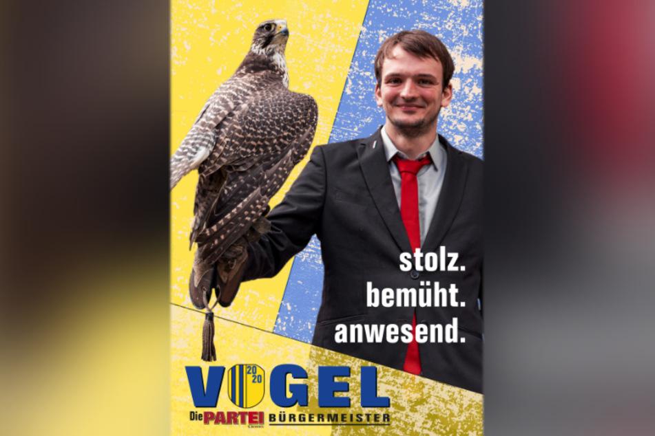 Paul Vogel (29, Die Partei)