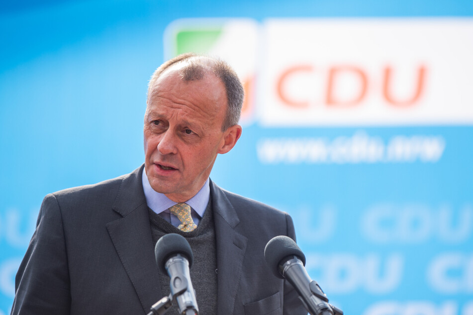 Friedrich Merz (65) kann sich Annalena Baerbock nicht als Kanzlerin vorstellen.