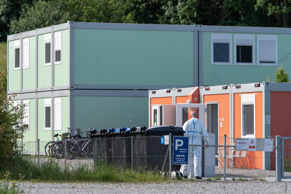 Unter den Infizierten sind auch 13 Bewohner einer Asylunterkunft. (Archiv)
