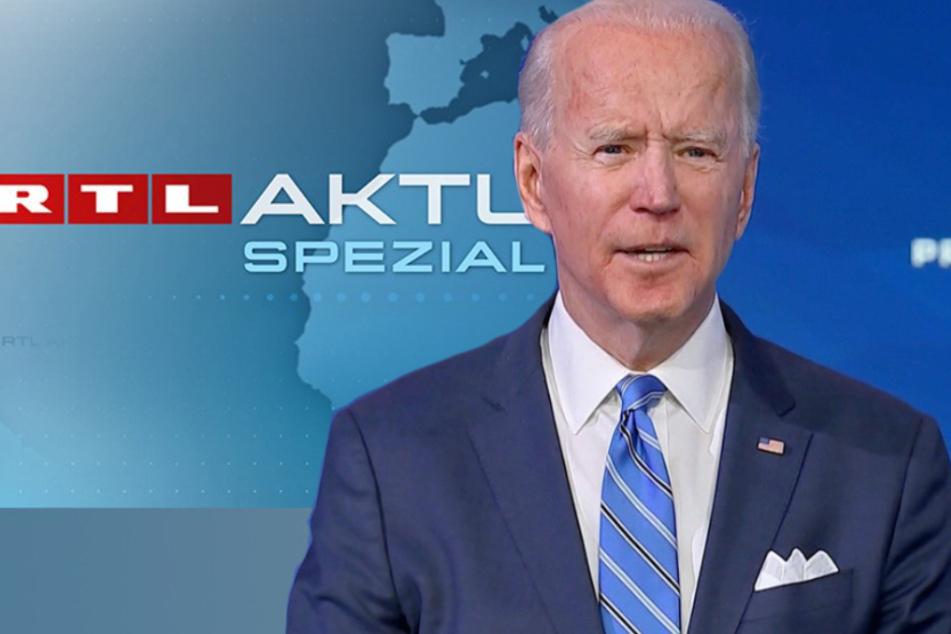 """Wegen Sondersendung zu Biden: RTL streicht """"Unter uns""""-Folge ersatzlos"""
