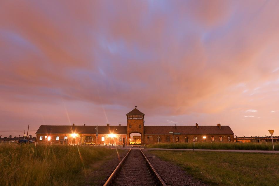 Das frühere Vernichtungslager Auschwitz-Birkenau wurde am 27. Januar 1945 von der Roten Armee befreit.