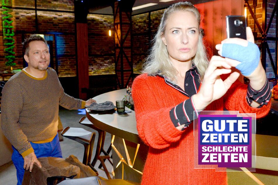 GZSZ-Fans sicher: Werden Maren und Michi ein Paar?
