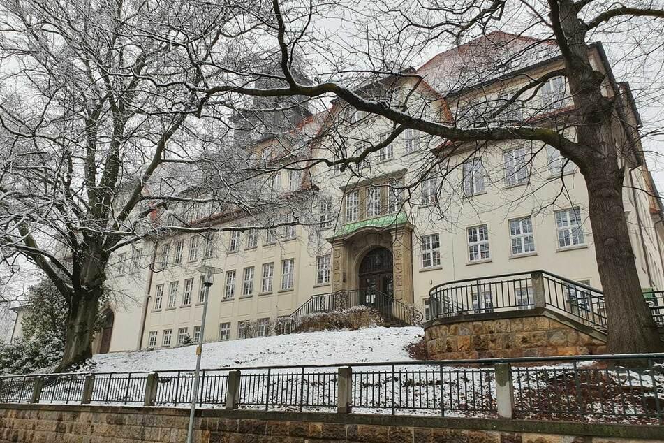 Einbrüche am Winterwochenende in Chemnitz: Hoher Sachschaden an Schule