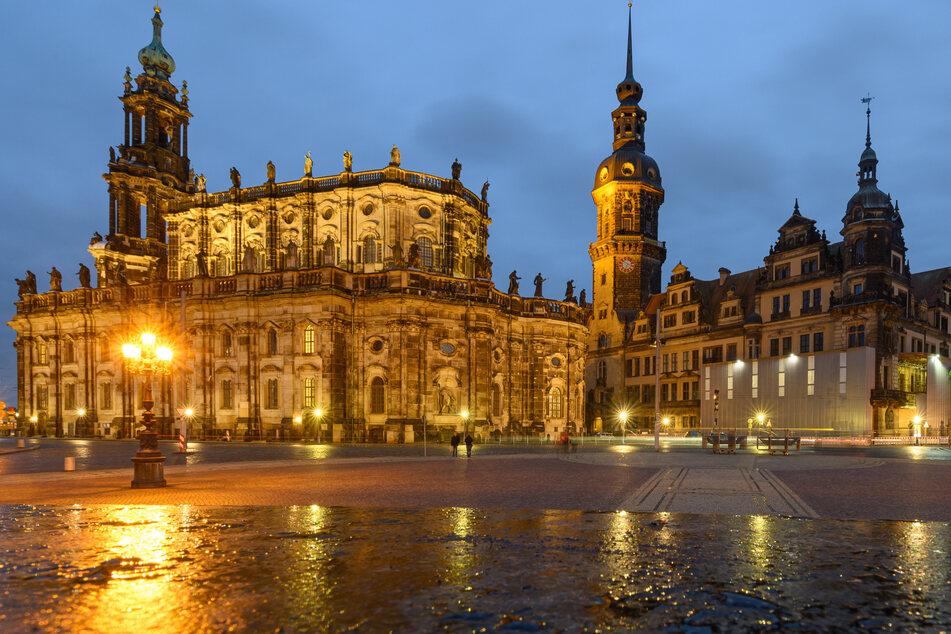 Vorsicht vor Corona in Dresden: Die Sieben-Tage-Inzidenz liegt mittlerweile wieder über 135.