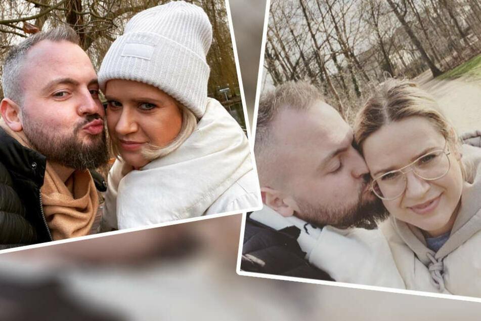 Julian und Lena Mengler lernten sich in Leipzig kennen und lieben und sind seit 2015 verheiratet.